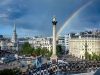 london-rainbow-rain-trafalgar-square-2